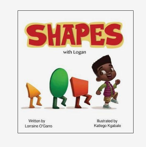 Shapes with Logan by Lorraine O'Garro