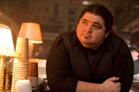 "ALCATRAZ: Doc (Jorge Garcia) offers some advise in the two-hour premiere ""Pilot/Ernest Cobb"" episode of ALCATRAZ debuting Monday, Jan. 16 (8:00-10:00 PM ET/PT) and making its time period premiere on Monday, Jan. 23 on FOX."