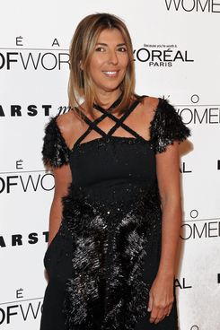 NEW YORK, NY - DECEMBER 08:  Marie Claire Fashion Director, Nina Garcia attends the 6th annual L'Oreal Paris Women of Worth awards at the Hearst Tower on December 8, 2011 in New York City.  (Photo by Marc Stamas/Getty Images)
