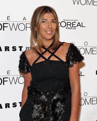 Nina Garcia.
