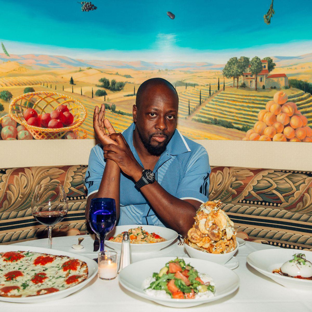 Wyclef Jean S Grub Street Diet