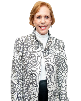 Carol Burnett On A Little Help Her New Netflix Show