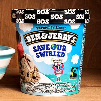 Ben & Jerry's Seeks to Save the Planet Through Ice Cream