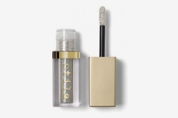 Stila Glitter and Glow Liquid Eye Shadow, Diamond Dust