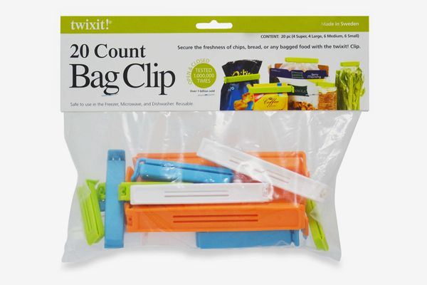 Twixit! 20-Piece Bag Clips