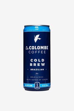 La Colombe Cold Brew Coffee Brazilian, 16 Count