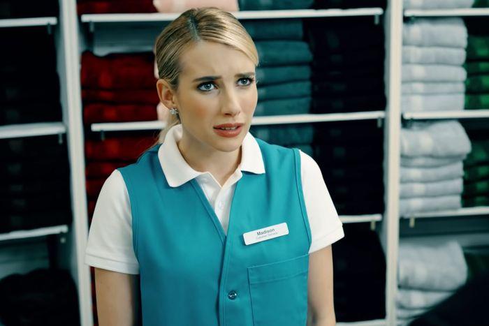 Emma Roberts in AHS: Apocalypse.