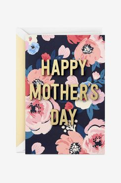 Hallmark Signature Mother's Day Card (All the Happiness You Bring)