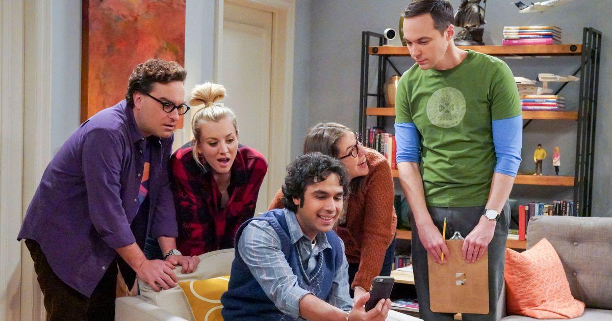The Big Bang Theory Recap Season 11 Episode 16