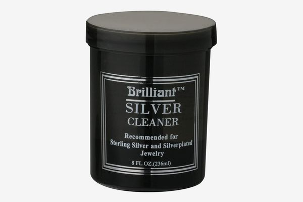 Brilliant® 8 Oz. Silver Jewelry Cleaner With Cleaning Basket