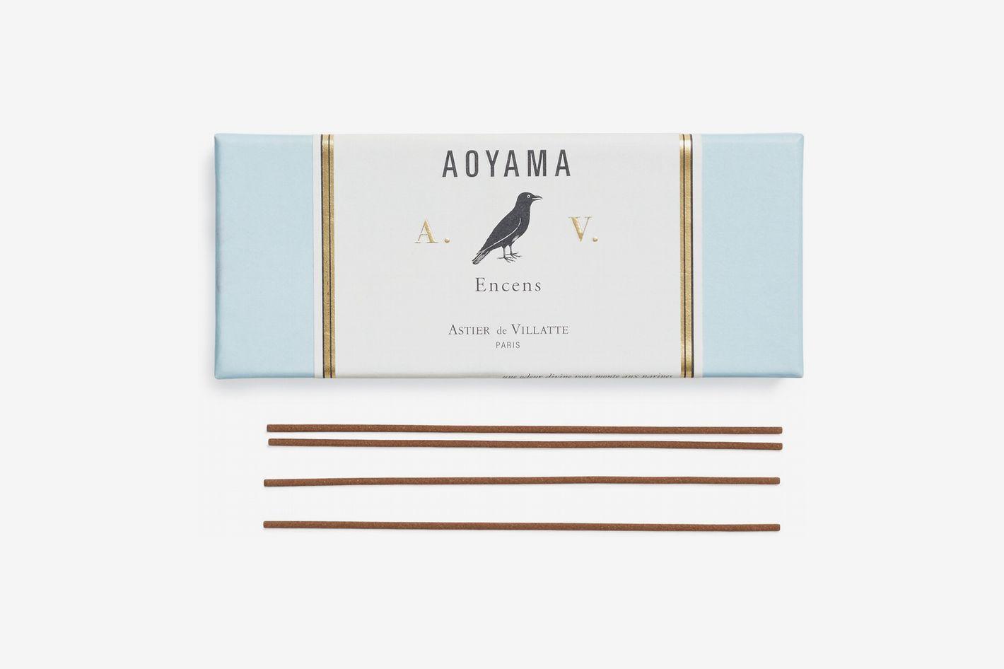 Astier de Villatte Aoyama Incense Box