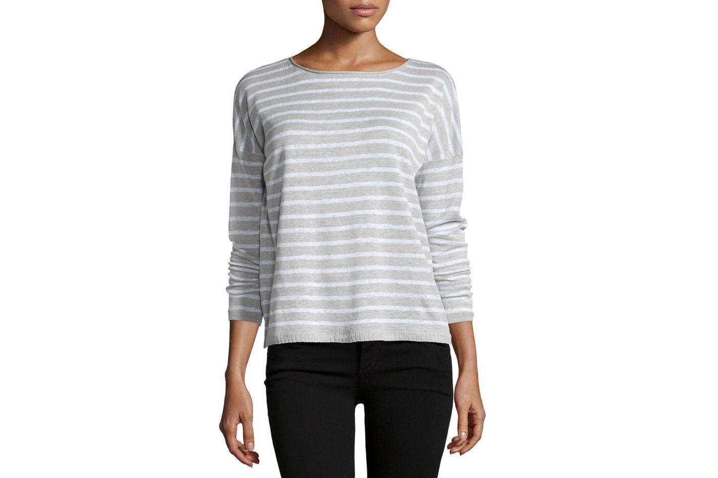 Vince Linen Sweater