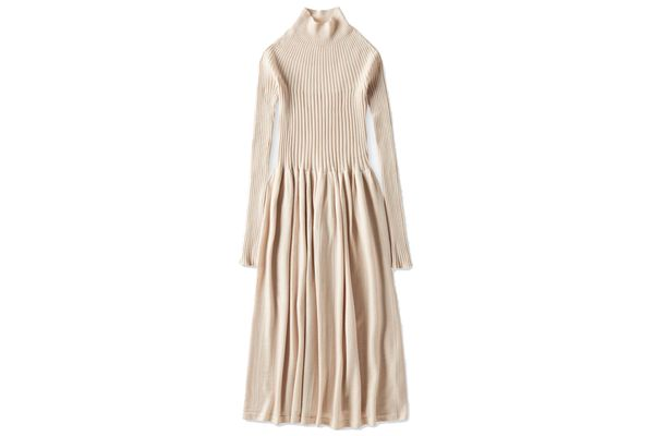Merino Long Sleeve Dress