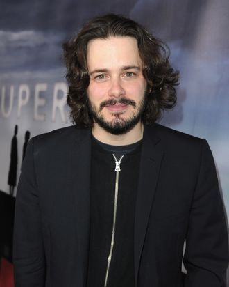 BEVERLY HILLS, CA - NOVEMBER 22: Director Edgar Wright arrives to Paramount Pictures'