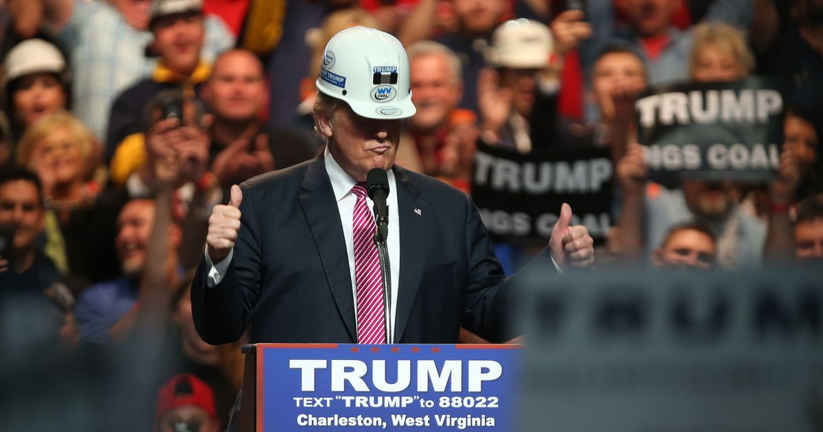 Trump Has Lost His War on the War on Coal