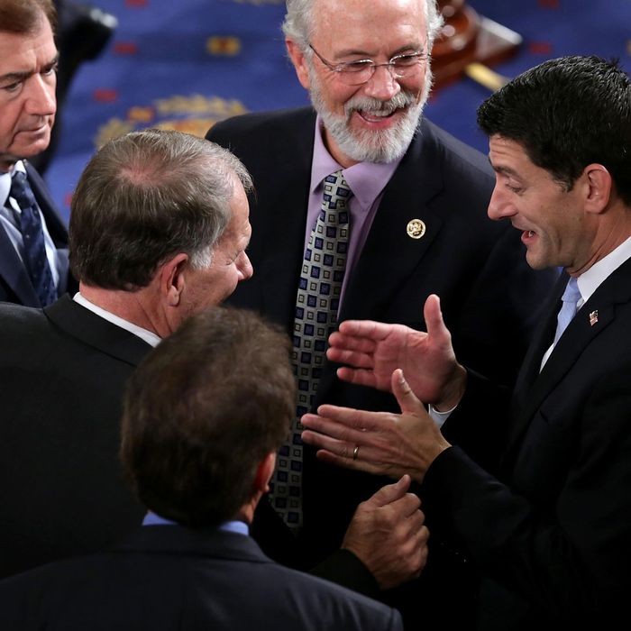 US House Of Representatives Votes To Elect A New Speaker