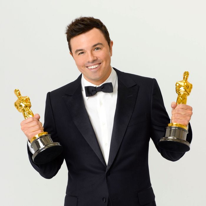 THE 85TH ANNUAL ACADEMY AWARDS(r) - Seth MacFarlane will host