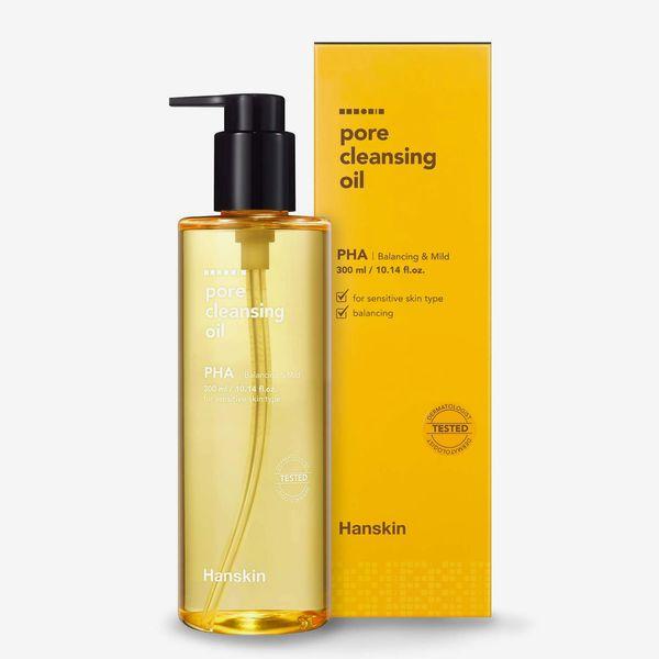 Celebrity Beauty: Hanskin Pore Cleansing [PHA]