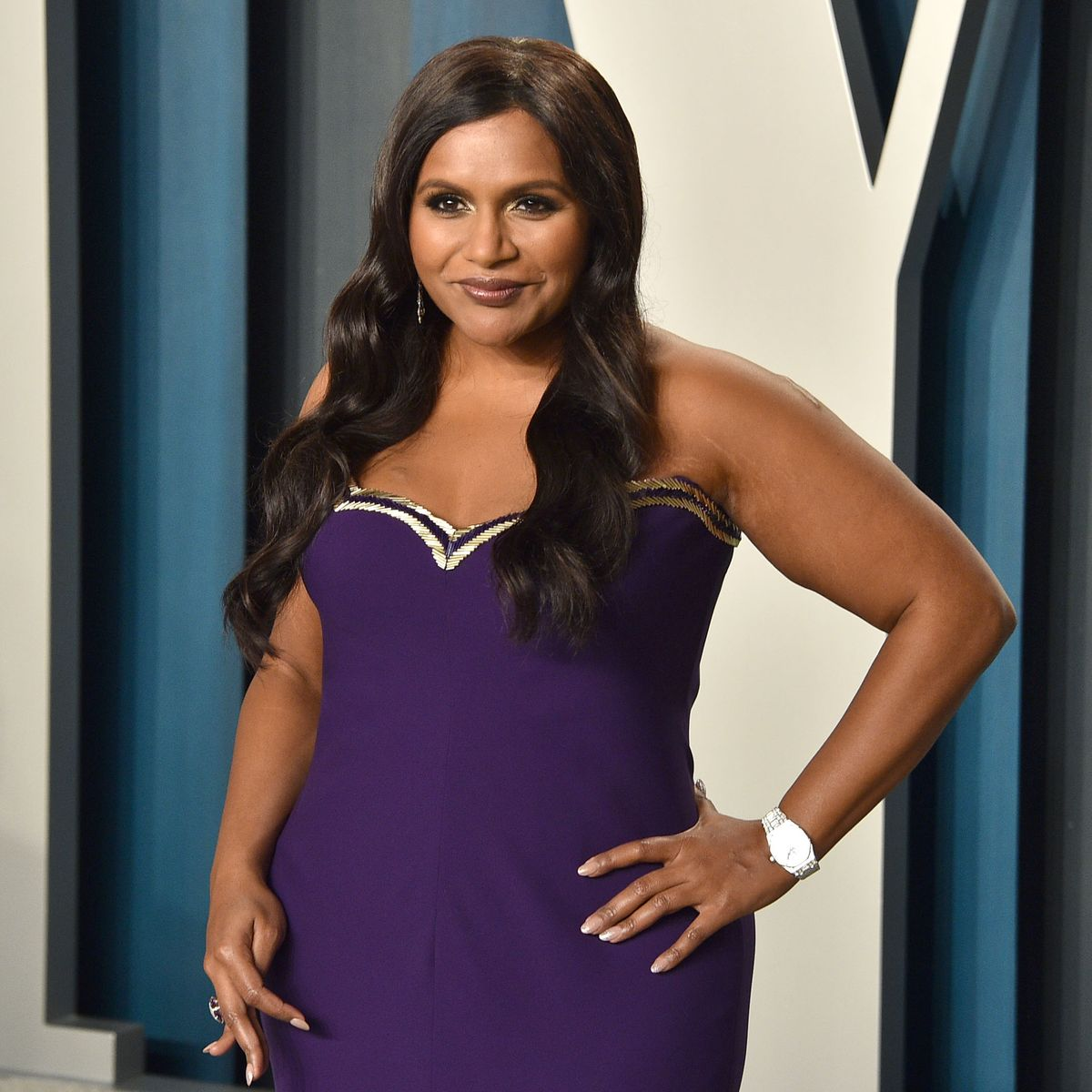 Baby mindy kaling 'The Office':