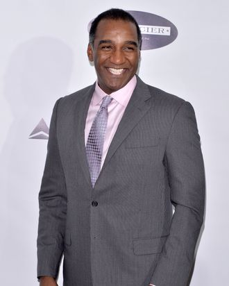 NEW YORK, NY - FEBRUARY 03: Actor Norm Lewis attends The Drama League's 30th Annual Musical Celebration of Broadway honoring Neil Patrick Harris at The Pierre Hotel on February 3, 2014 in New York City. (Photo by Andrew H. Walker/Getty Images)