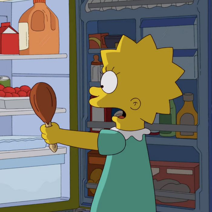 It's only a matter of time until Lisa gives in.
