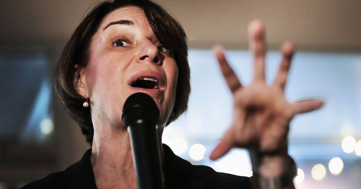 Amy Klobuchar Questioned for 'Tough on Crime' Record As Prosecutor