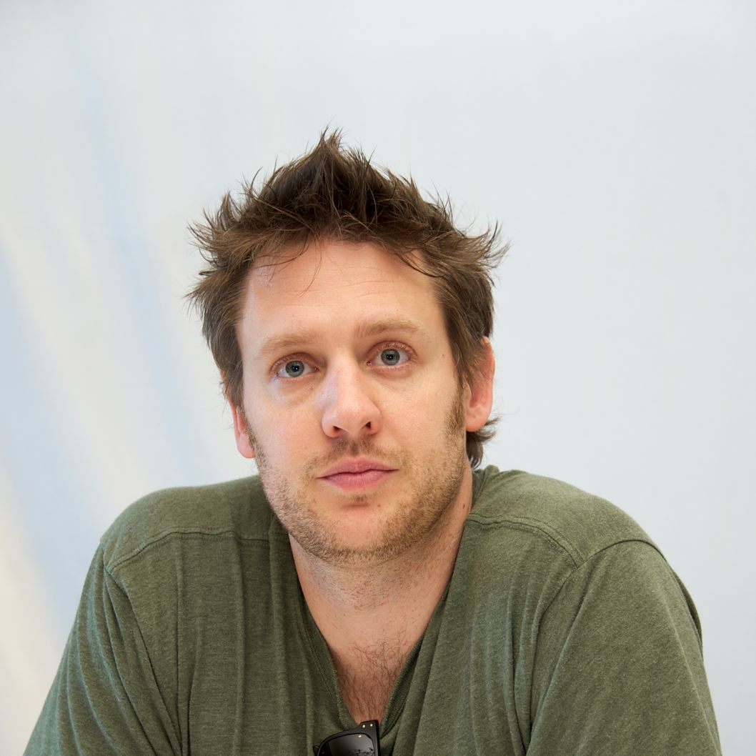 "Director Neill Blomkamp at the ""Elysium"" Press Junket on April 20, 2013 in Cancun, Mexico."