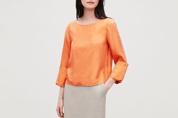 COS Changeable Silk Blouse