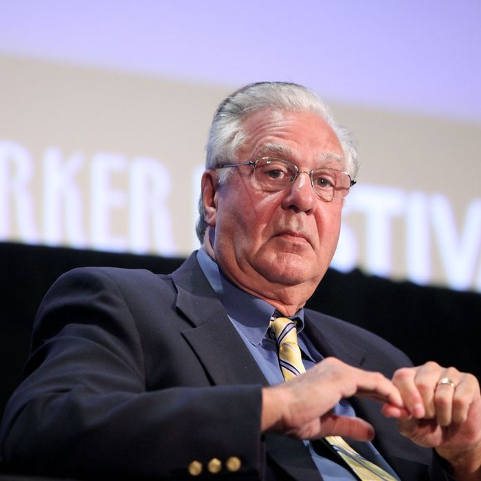 NEW YORK - OCTOBER 02: Former U.S. Representative Dick Armey speaks at