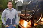 Jamie Oliver's 'Cathedral to Fire' Restaurant Actually Caught Fire