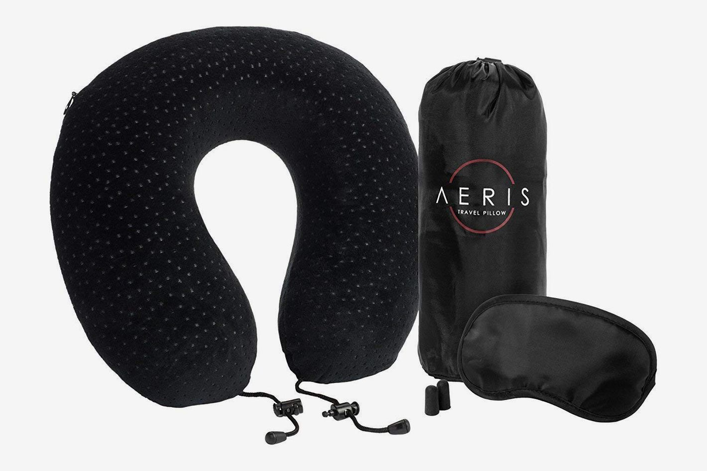 AERIS Travel Pillow for Restful Sleep