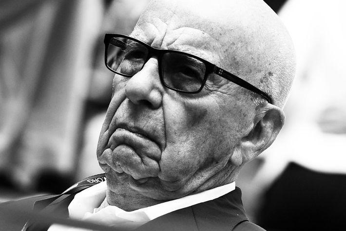 Rupert Murdoch.