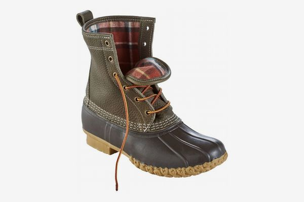 L.L.Bean Women's Limited-Edition Bean Boots, Thinsulate Insulation/Flannel-Lined
