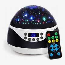 AnanBros Star Projector With 9 Vivid Light Patterns