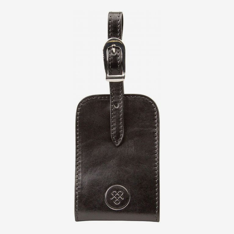 Maxwell-Scott The Ledro Leather Luggage Tag