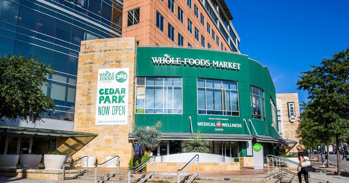 Whole Foods Hq Austin
