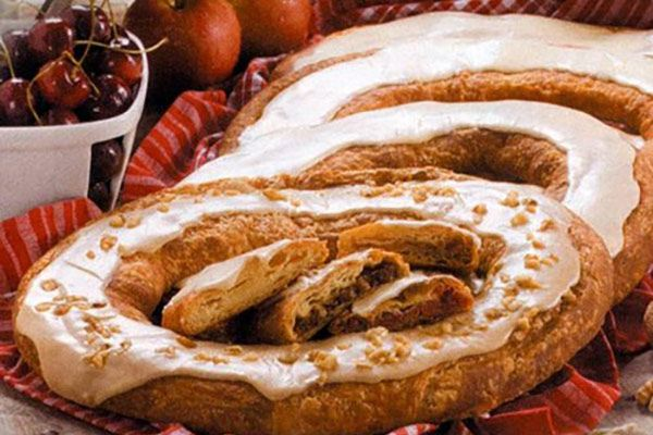 O & H Danish Kringle of the Month, Three-Month Subscription