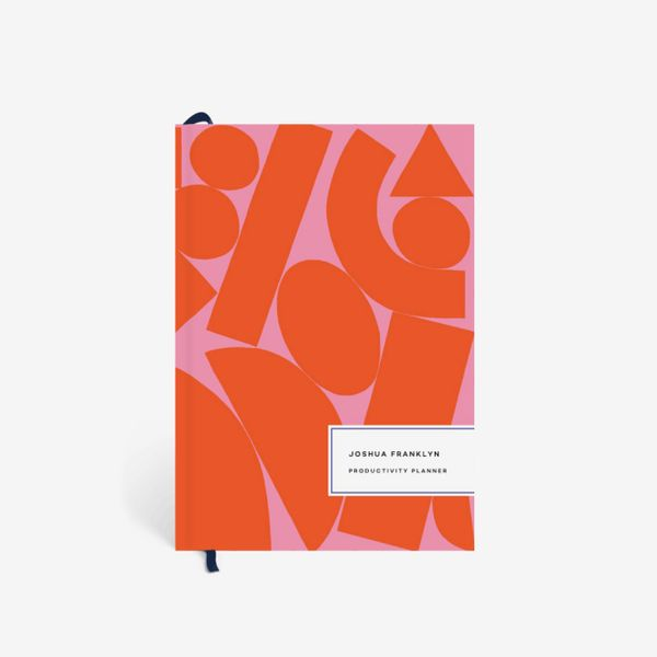 Papier Stacked Shapes Daily Planner