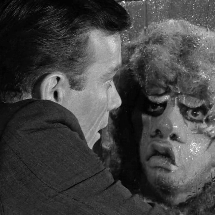 The Twilight Zone's 'Nightmare at 20,000 Feet' Then and Now