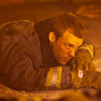 CHICAGO FIRE - Pictured: Jesse Spencer as Matthew Casey