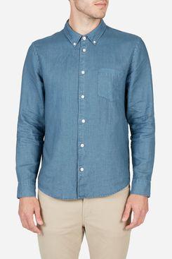 Everlane Linen Slim Fit Shirt
