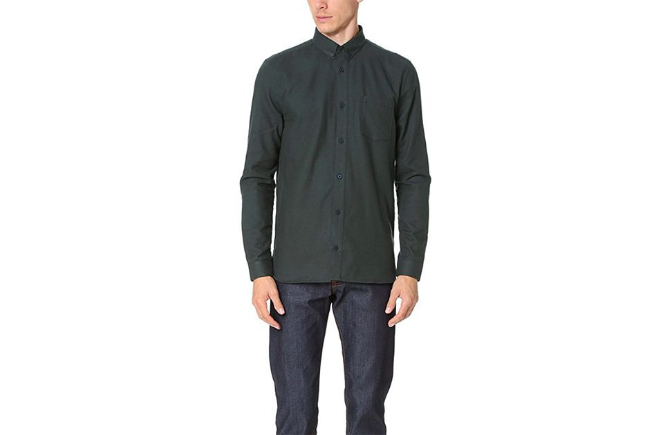 Won Hundred Men's Lester Shirt02
