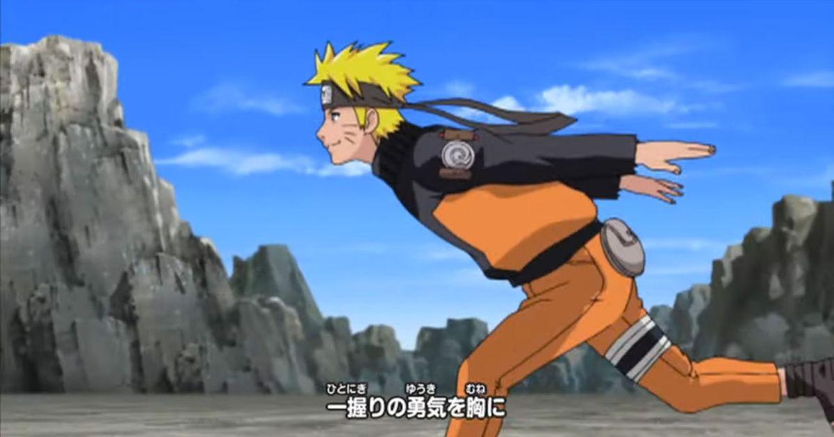 Why We're Running Like Naruto Again