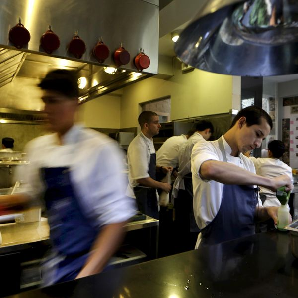Why One NYC Sous-Chef Will Be Happy When Tipping Is Eliminated Forever