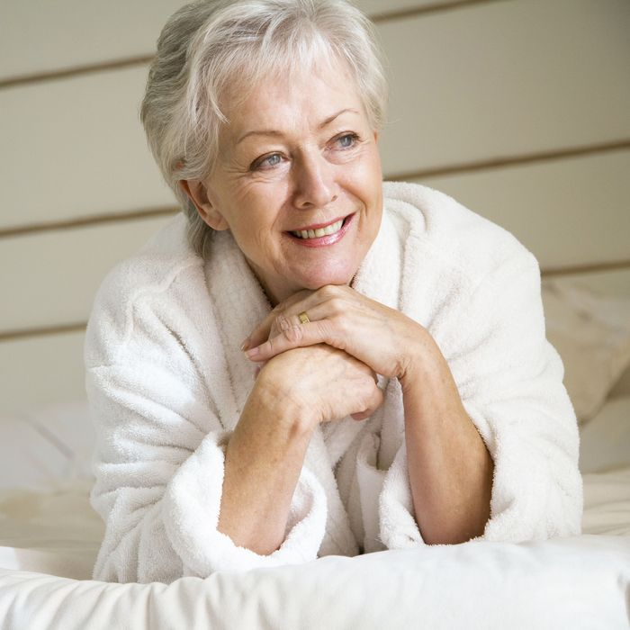 What do older women want in bed