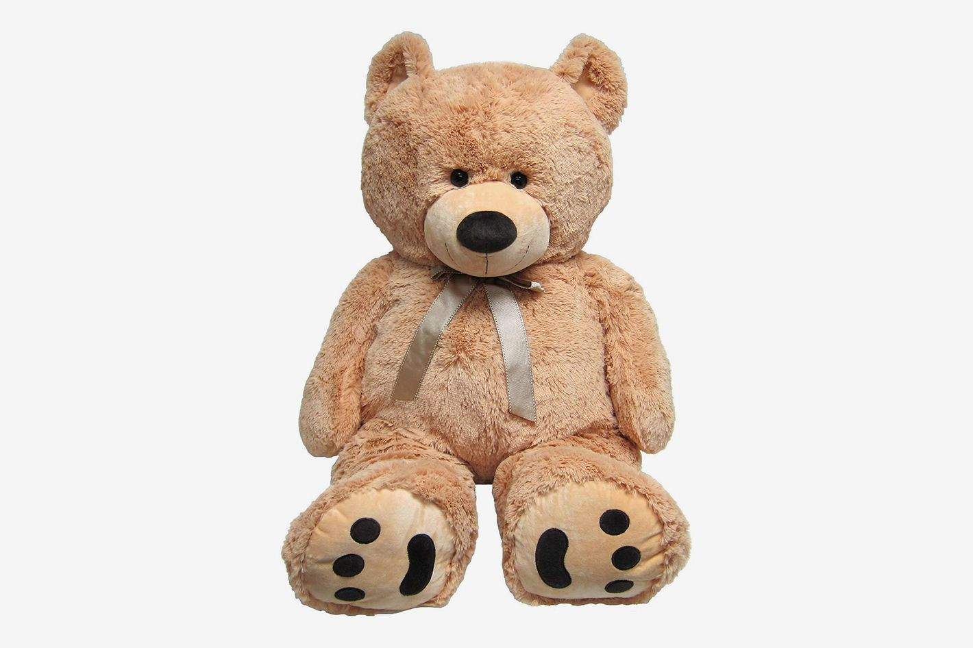 JOON - Huge Teddy Bear, 3.5 Feet Tall, Tan