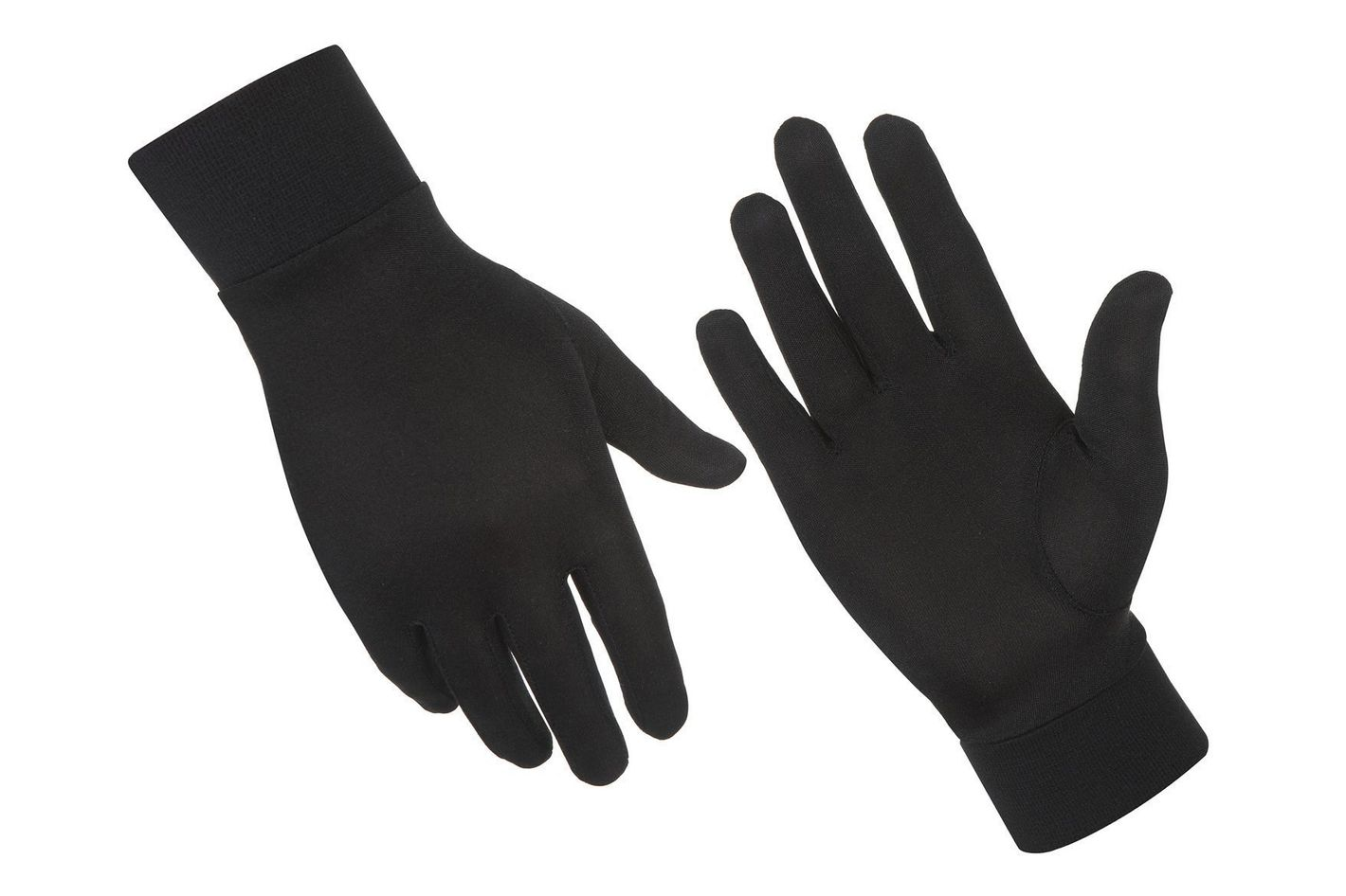 ALASKA BEAR Natural Silk Gloves Thermal Liner Unisex