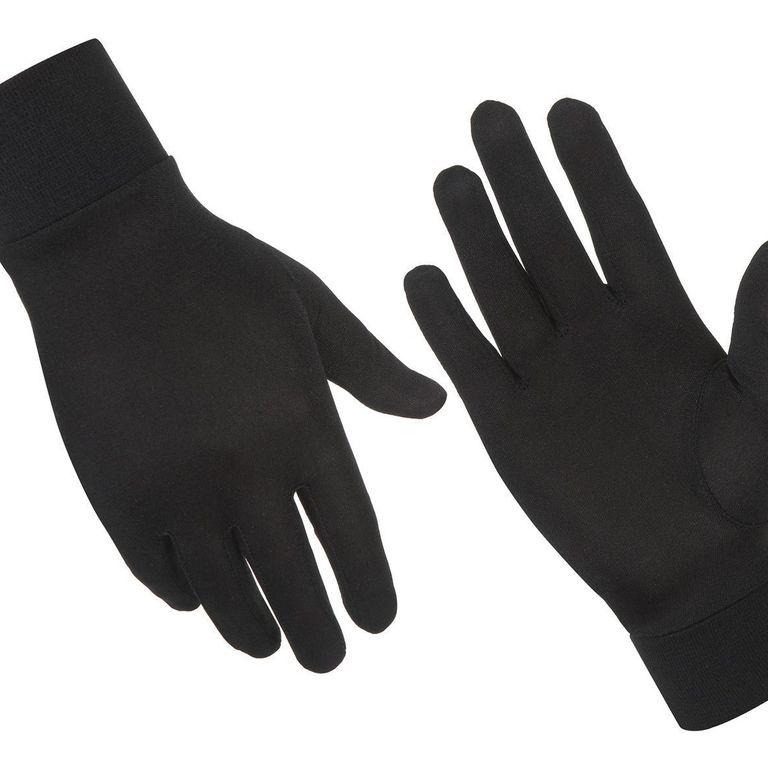 ALASKA BEAR Natural Silk Gloves Thermal Liner Unisex