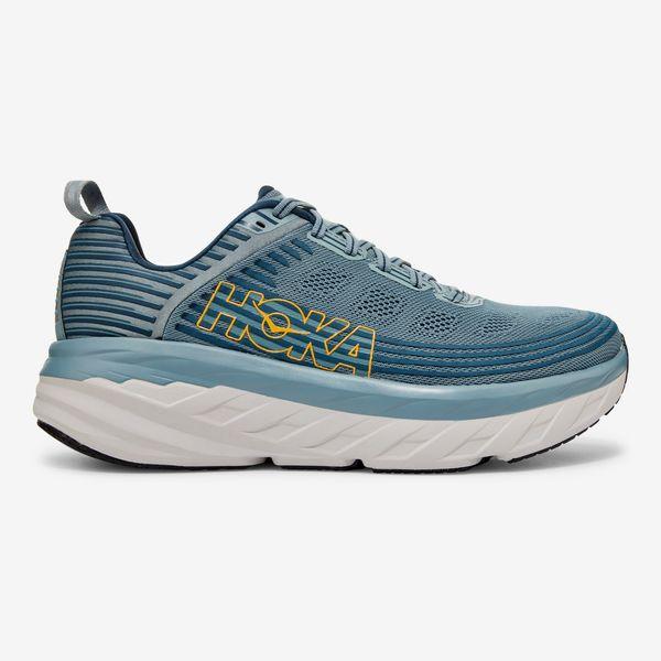 Hoka One One Men's Bondi 6 Road-Running Shoes