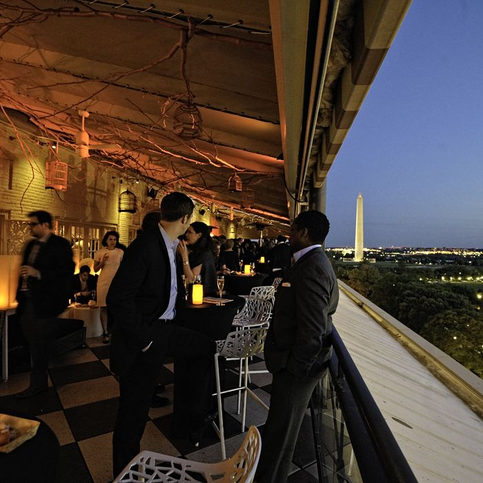 WASHINGTON, DC - APRIL 27: General atmosphere at The New Yorker's White House Correspondents' Dinner Party at the W Hotel on April 27, 2012 in Washington, DC. (Photo by Riccardo Savi/Getty Images for The New Yorker)